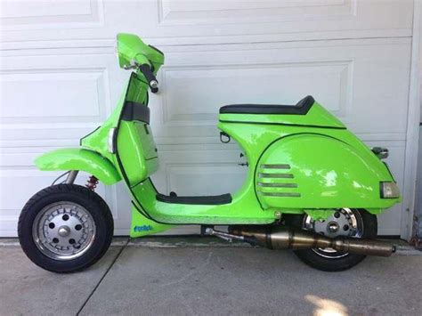 Lu Led Motor Vespa buy vespa px 177 racer scooter px150 lambretta on