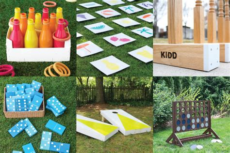 Hochzeit Spiele by Diy Outdoor Wedding Hey Let S Make Stuff