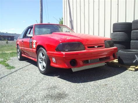 car engine repair manual 1990 ford mustang transmission control find used 1990 race mustang quot roller quot just add engine and transmission in vincentown new jersey