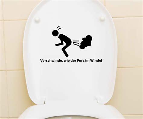 Lustige Bad Aufkleber by Aufkleber Wc Deckel Toiletten Sticker Bad Spruch Lustig