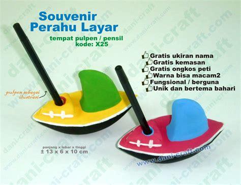 Souvenir Pulpen Kapal souvenir perahu layar souvenir tema khas kelautan