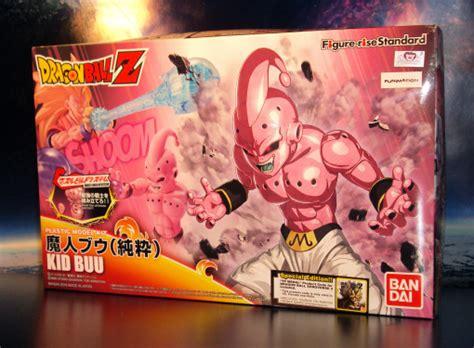 Bandai Mokit Z Figure Rise Standart Kid Buu welcome to hdtoytheater reviewing the best figures in hd
