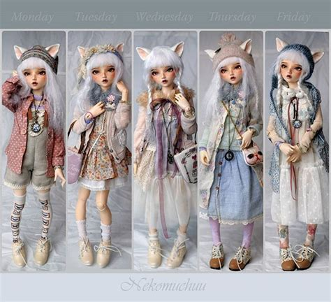 Wich Of The Week Bnh M by Of The Week Pastel Mori Model Immie Mnf
