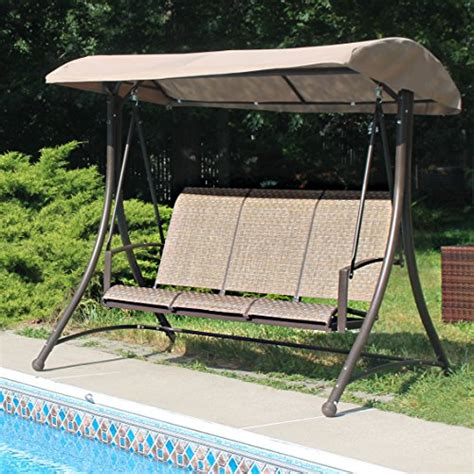 replacement awning for swing replacement canopy for garden treasures 3 person swing
