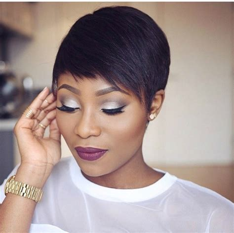 nigerian short hairstyles fixing new styles of weavon fixing design