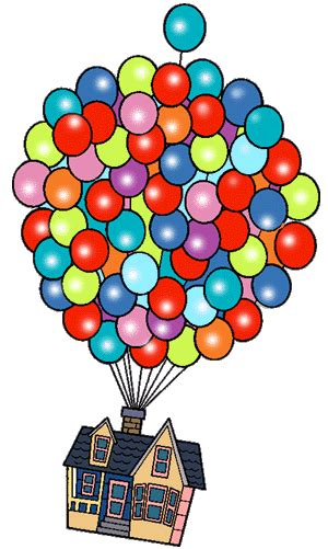 film up gratis up house balloons clip art pixar up adventure is out