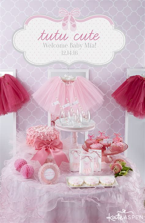 cute themes for girl baby shower cute girl baby shower themes ideas fun squared