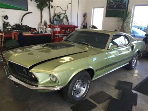 1969 ford mustang 428 cobra jet for sale 1969 mustang mach 1 428 cobra jet for sale ford mustang