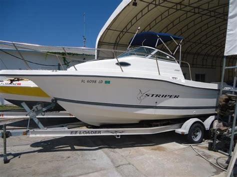 striper boats for sale florida striper boats for sale in florida