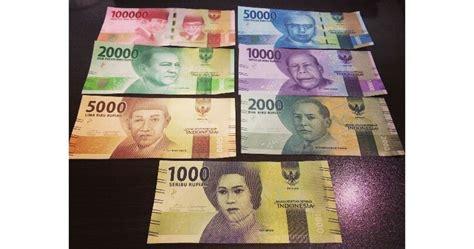 film uang panai terbaru gambar lengkap uang baru rupiah 2017 resmi keluaran bi