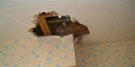 bathroom ceiling leak how to check for bathroom leaks my plumber