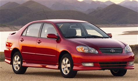 automotive air conditioning repair 2004 toyota corolla electronic valve timing 2004 toyota corolla review