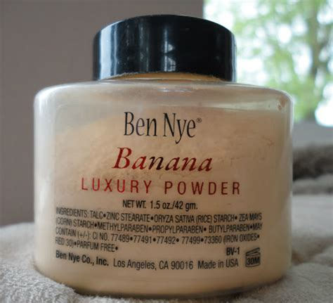 Ben Nye Banana Luxury Powder 1 5oz ben nye banana powder review 28 images ben nye banana