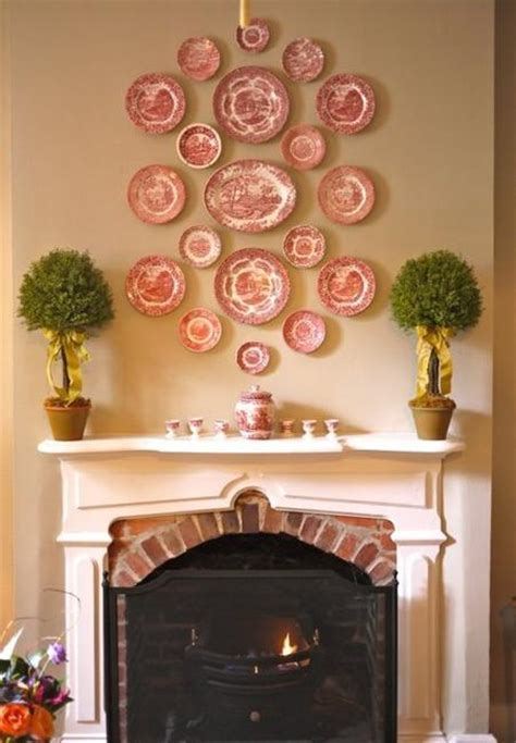 Decorating With Plates by 21 Modern Wall Decor Ideas Using Decorative Plates