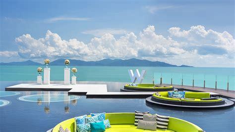 W Retreat Koh Samui   Thailand Destination Wedding Venues & Packages   My Overseas Wedding