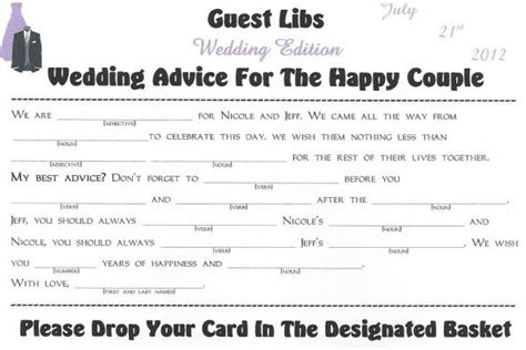 Advice For And Groom Cards Template by Nerine S Free Tri Fold Winter Wedding Program