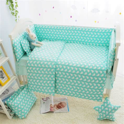 Affordable Crib Bedding Sets Popular Green Crib Bedding Buy Cheap Green Crib Bedding Lots From China Green Crib Bedding