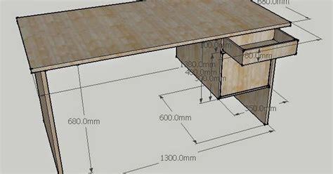 desain meja dengan sketchup membuat meja minimalis dengan sketchup play your imagination