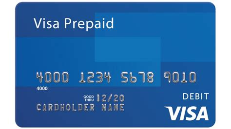 Prepaid Visa Debit Gift Card - reloadable prepaid debit cards visa best business cards