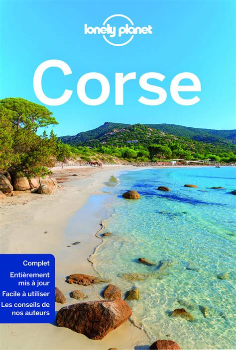 lonely planet porto corse lonely planet