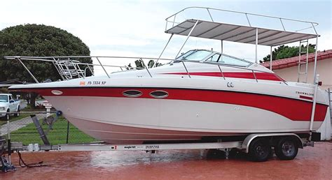 where are crownline boats made crownline 250 boat for sale from usa