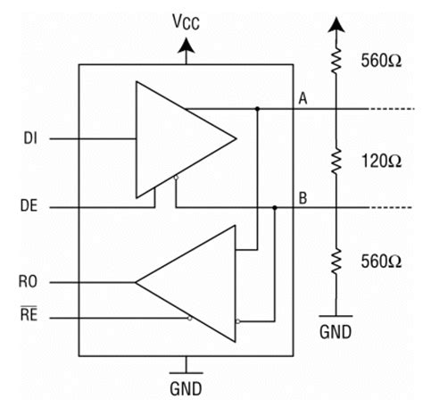 resistor capacitor termination rs485 termination resistor capacitor 28 images pic and serial rs485 more on transmission