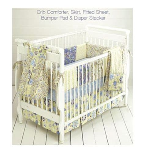 Crib Pattern by Crib Bedding Sewing Pattern Future Plans