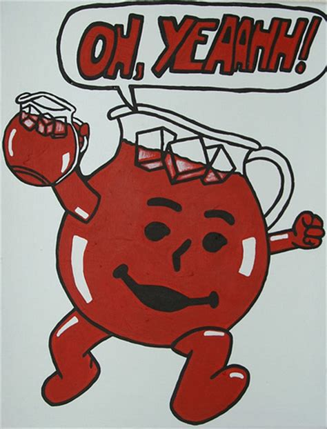 Kool Aid Oh Yeah Meme - kool aid man dark brown hairs