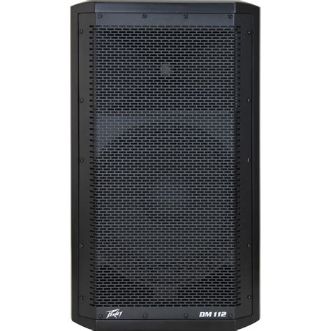 Speaker Advance H 15 peavey dm 112 matter pro audio dj 12 quot powered pa