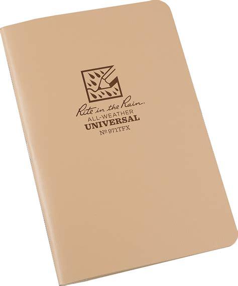 Ritr971tfxm Rite In The Mini Stapled Notebook waterproof notebooks
