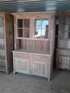 Kitchen Hutch Cabinets Reclaimed Barn Wood Kitchen Dining Hutch China Cabinet
