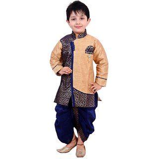 Kaos Sri Krisna buy arshia fashions boys dhoti kurta set ethnic wear