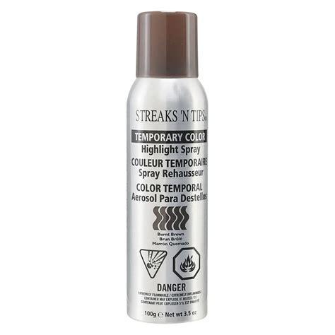 b hair color spray streaks n tips temporary highlight hair color spray