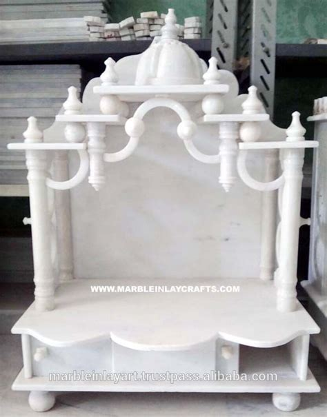 home temple decoration marble temple home decoration