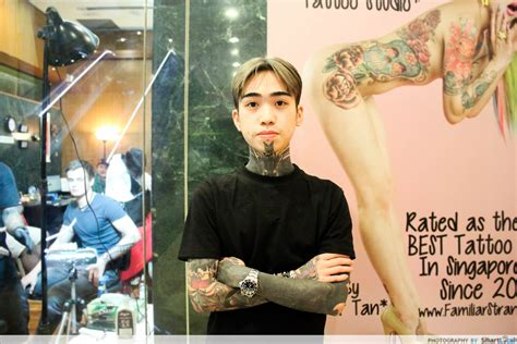 tattoo artist use numbing cream the tattoo artist who started at 15