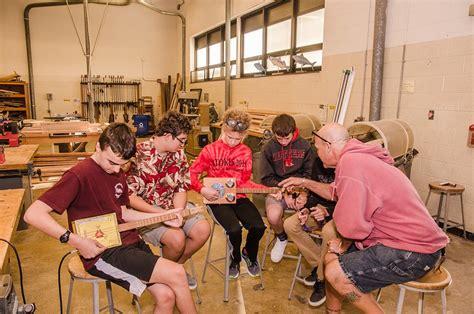ocean city intermediate students  musical  woodshop