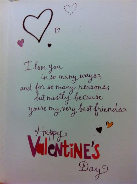 valentines sayings for friends valentines day sayings for friends and family