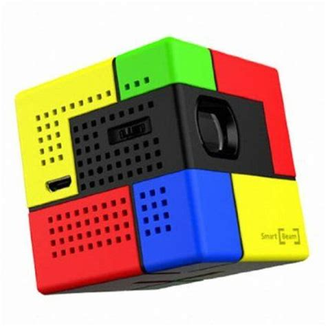 Proyektor Rif6 Cube mobile projector cube rubik s cube projectors portable