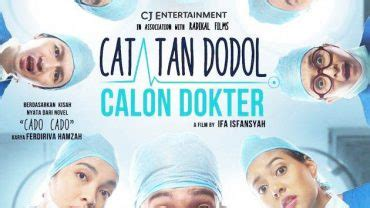 catatan film indonesia 2016 catatan dodol calon dokter review film indonesia