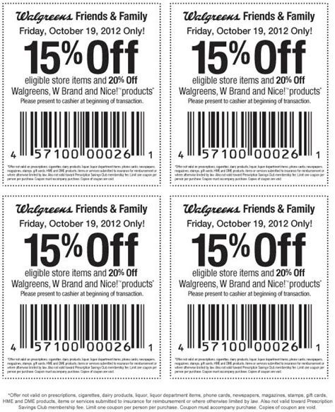 printable food coupons december 2014 walgreens coupons december 2014