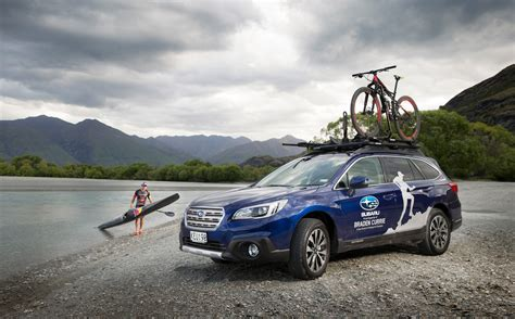 subaru is the official vehicle supplier for kathmandu