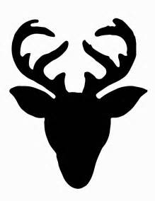 Reindeer Silhouette Outline by Reindeer Silhouette Clipart Best Clipart Best