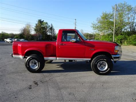 books on how cars work 1992 ford f150 auto manual 1992 ford f 150 stepside flareside rare find only 126k miles 4wd look for sale ford f 150