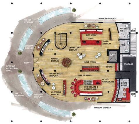 store floor plans retail clothing store floor plan search