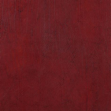 leather by the yard for upholstery dark red recycled leather look upholstery by the yard