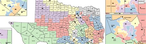 texas congressional map texas redistricting the redux empower texans