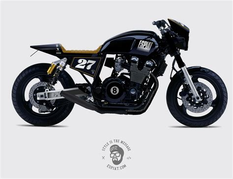 Yamaha E Motorrad by Customprojekt Umbau Einer Yamaha Xjr 1200 Baujahr 1995