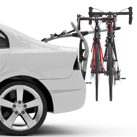 2 Bike Trunk Mount Rack by Yakima 8002636 Halfback 2 Bike Trunk Rack Rackwarehouse