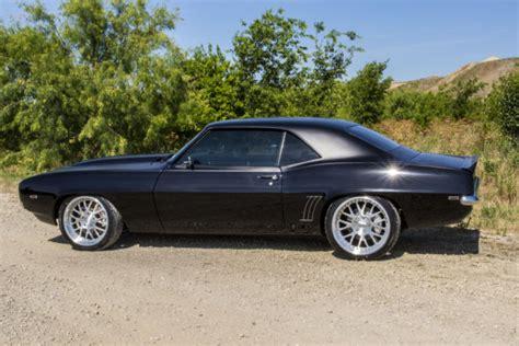 1969 camaro interior parts 1969 camaro rs ss restomod two tone black custom interior