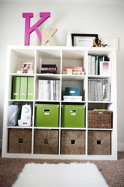 i am in love with expedit shelves after seeing them in